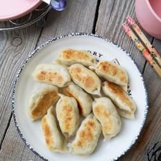 西葫芦鸡蛋煎饺