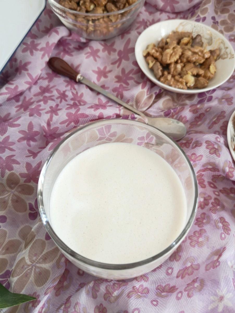 牛奶核桃露