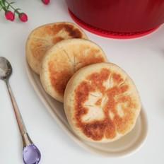 莜麦红糖发面饼