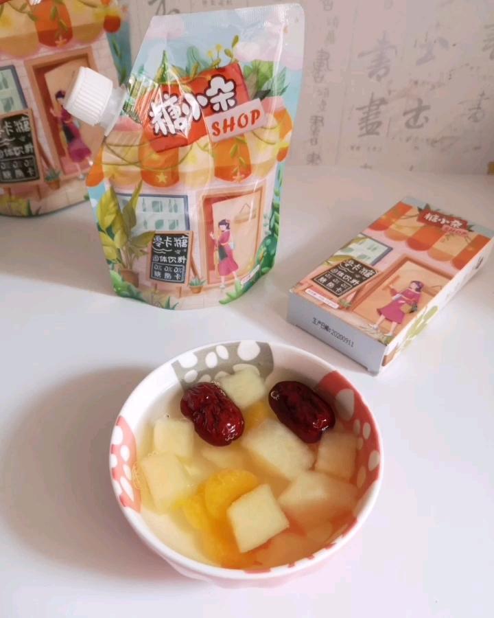 果味飘香的苹果橘子罐头,儿时的甜蜜味道