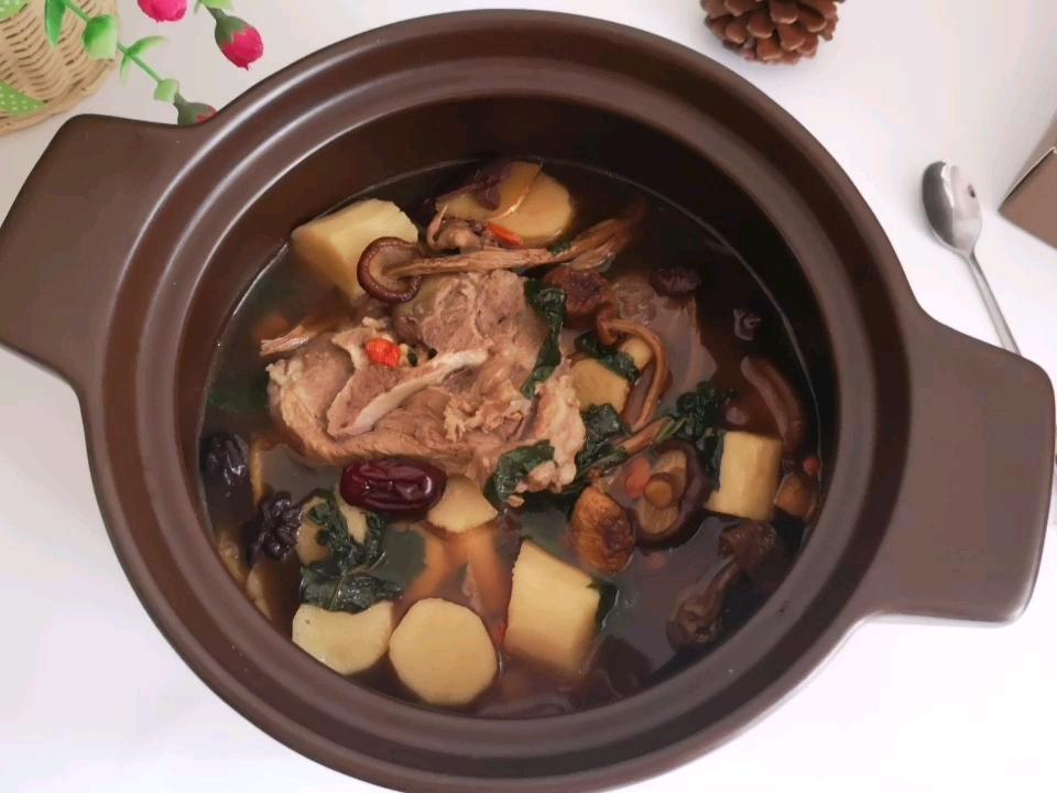 清淡鮮美的豬骨湯,炎炎夏日解饞又清心的做法