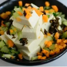 香椿酱豆腐