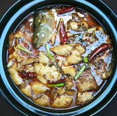 水煮鱼花椒鱼