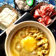上将咖喱牛肉火锅