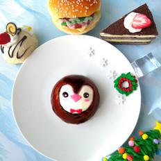 企鹅慕斯蛋糕