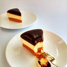 杏仁巧克力重乳酪蛋糕