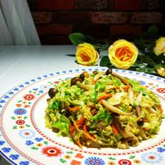 包菜蟹味菇