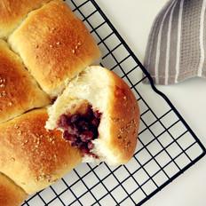 超软红豆小餐包