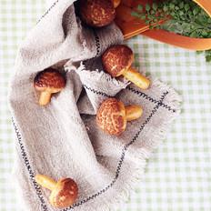 酥皮蘑菇泡芙