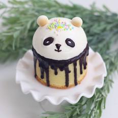 熊猫冰淇淋蛋糕