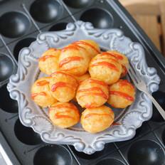 土豆泥虾丸