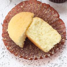 柠檬海绵杯蛋糕