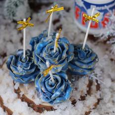 玫瑰棒棒糖蛋糕