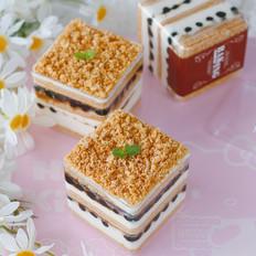 珍珠奶茶盒子蛋糕
