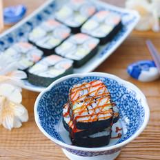 脱糖花式寿司