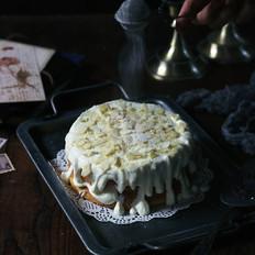 海盐芝士奶盖蛋糕