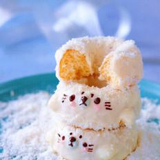 海豹甜甜圈