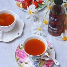 陈皮山楂茶