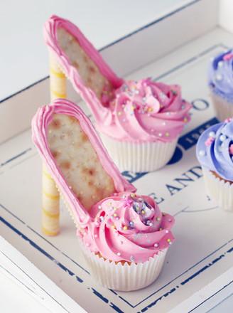 芭比高跟鞋蛋糕的做法