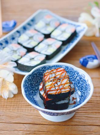脱糖花式寿司的做法