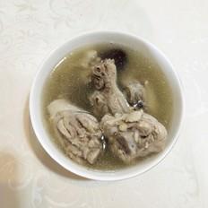 茯苓绿豆老鸭汤