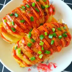 【节节高升】土豆香肠