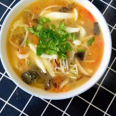 【吉祥如意】鲜菇汤