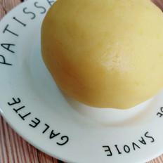 【团团圆圆】奶黄馅