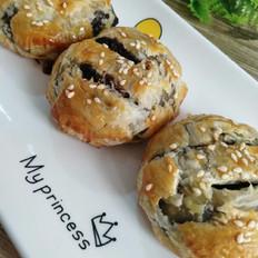 【团团圆圆】豆沙饼