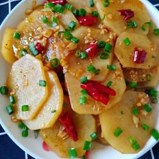 年夜饭硬菜之酸辣土豆片