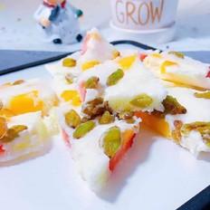 水果酸奶雪糕