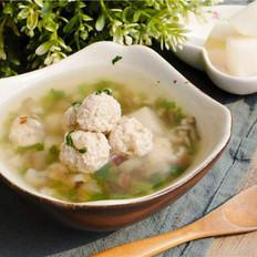香菇肉丸汤