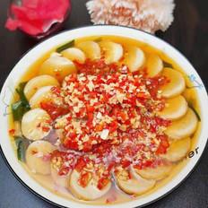 蒜蓉杏鲍菇