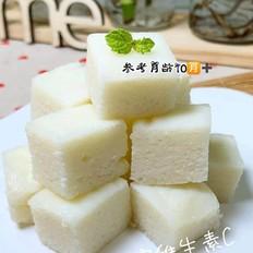 冬枣山药蒸糕