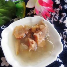 土茯苓煲鸭汤