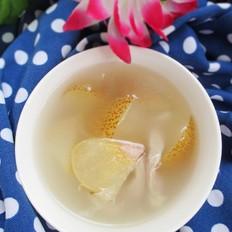 川贝百合雪梨汤