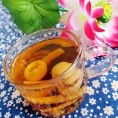党参红枣茶