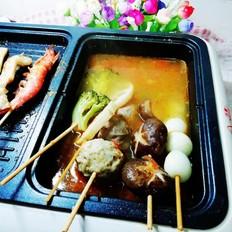 鲜煮串串香
