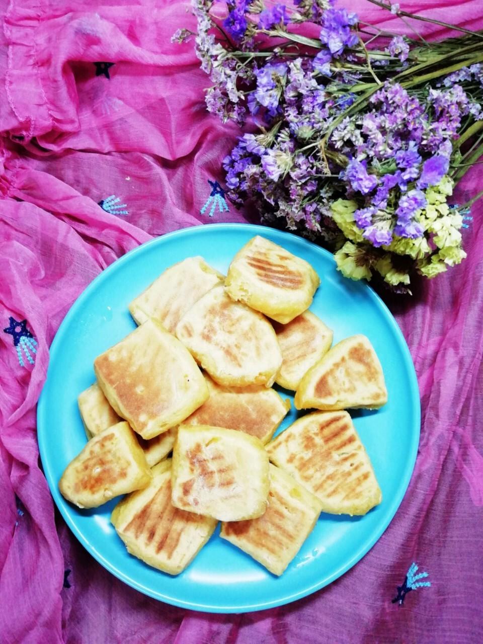 地瓜方块饼