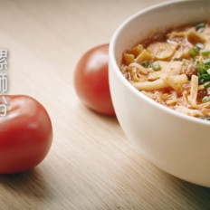 番茄螺蛳粉