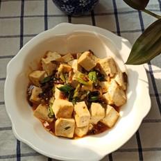 鸡枞烧豆腐