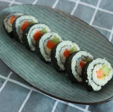 日式手卷寿司的制作方法