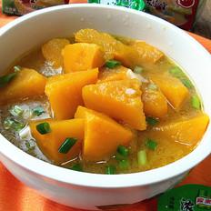 南瓜猪骨浓汤