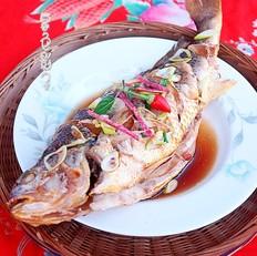 清蒸黄花鱼