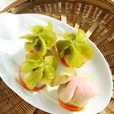 翡翠花饺子