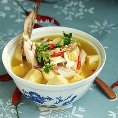 【有余有福】鱼炖豆腐