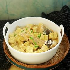 冻豆腐炖咸鱼