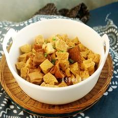 牛腩炖冻豆腐