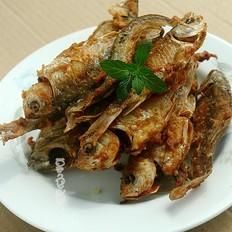 酥脆小炸鱼