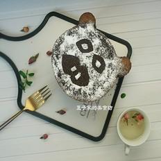 黑米熊大蛋糕